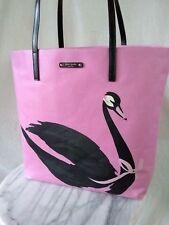 NWT Kate Spade Bon Shopper SWAN Around TOTE Purse Pocketbook Bag