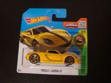 Hot Wheels Exotics Porsche Diecast Cars