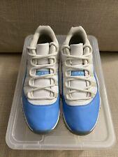 Size 10 Nike Air Jordan XI Retro 11 UNC University Blue Low 2017 | Bred Concord