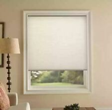 Kirsch Honeycomb 23-Inch x 72-Inch Light Filtering Window Shade in Snow