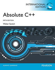 NEW 3 Days Fast to US Absolute Java 5E Walter Savitch, Kenrick Mock 5th Edition