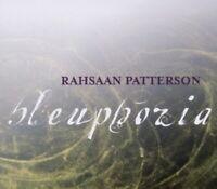 RAHSAAN PATTERSON - BLEUPHORIA  CD NEUF
