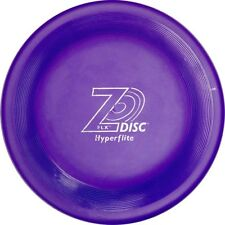 HYPERFLITE Z-DISC FLX - Tough Durable Ultra Flexible Flyer Frisbee Dog Toy