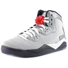 Chaussures blanches Jordan pour homme