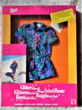 VINTAGE - KEN GLITTER BEACH FASHIONS - MATTEL OUTFIT KLEIDUNG 1992 #3730