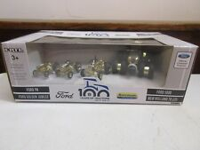 1/64 NEW HOLLAND 2017 100 YEARS GOLD CHASER SET 9N JUBILEE 5000 T8 435