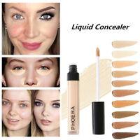 Hot  Women10 Colors PHOERA Matte Oil Control Concealer Liquid Foundation Beauty