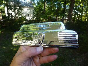 1950 Hudson Commodore Radio Delete heavy chrome