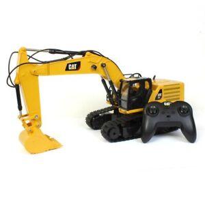 1/24 Caterpillar 336 Excavator Radio Control made of Durable Plastic 25001