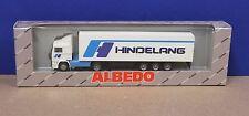 Albedo 1:87 HO Volvo F12 Intercooler Globetrotter Hinderlang  MIB Germany