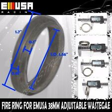 Fire Ring/ O Ring for Emusa 38mm wastegate Valve Seat Ring / Flange