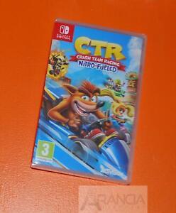 Crash Team Racing Nitro-Fueled Nintendo Switch New and Sealed
