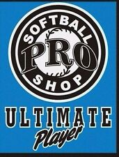 SOFTBALL- BRIGHT BLUE T-SHIRT= ULTIMATE PLAYER  XX-LARGE  T-SHIRT HANES BEEFY T