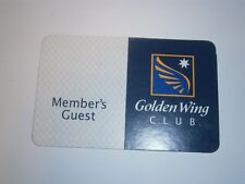 1x MEMBER'S GUEST GOLDEN WINGS CLUB PASS ANSETT AIRLINES AUSTRALIA - FREE POST!!