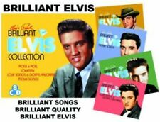 Elvis Presley Brilliant Elvis: The Collections box set ltd 8 CD NEW sealed