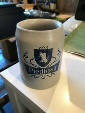 Piedboeuf bierpot chope beer mug 0,5 L