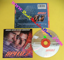 CD SOUNDTRACK Speed 2:Cruise Control CDVUS 129 USA 1997 no lp mc dvd(OST4)