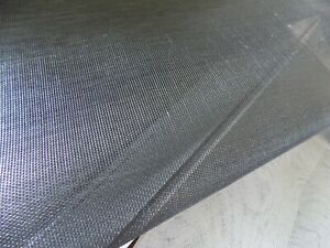 Midge Material Insect Screening in Charcoal 1.2M Wide sold by the Half Metre