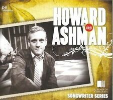 NEW Howard Sings Ashman (Audio CD)