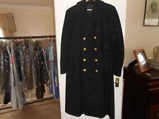 USN Navy Officer Bridge Coat Overcoat Greatcoat