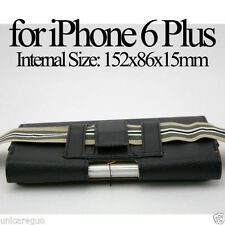 Unbranded/Generic Universal Plain Mobile Phone Cases, Covers & Skins with Clip