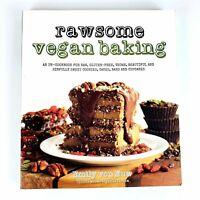 RAWSOME VEGAN BAKING Life Blog Cookbook Raw Desserts Cakes Gluten Free Cupcakes