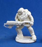 1x IMEF TORCH McHugh - BONES REAPER figurine miniature rpg jdr chronoscope 80018