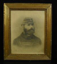 Fotografía Condado De Hourmetin Capitán Lamballe Bretaña Asiento París 1871