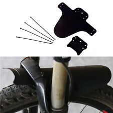 1 Pair MTB Bike Mudguard For Mountain Road Bicycle Front Rear Fender Bike Fender