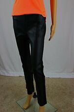 Lauren Ralph Lauren Faux leather leggings ~Black~NWT~