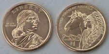 USA Native American Dollar - Sacagawea 2012 D unz.
