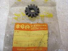 NOS OEM Suzuki Oil Pump Drive Gear 1972-1977 GT380 Sebring 16321-33002
