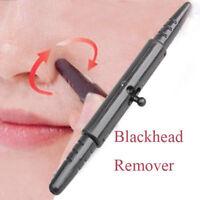 Black Extractor Stick Blackhead Remover Pen Type Acne Pore Nose Comedon Cleaner