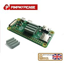 Raspberry Pi Zero Ceramic Heat sink Cooler with Thermal Adhesive Pads UK Stock
