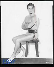 Buster Crabbe barechested RARE Photo