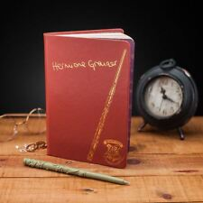 Official Harry Potter Hermione Notebook & Wand Pen