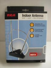 NEW RCA Indoor TV Antenna VHF UHF FM Stereo ANT 115