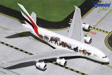 GEMINI JETS EMIRATES AIRLINES AIRBUS A380-800 1:400 GJUAE1663 NEW LOGO IN STOCK