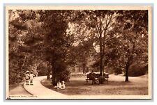 1914 postcard Reservoir Park, Toronto Canada, Publ. by Shaw & Reid Ottawa, Ont.