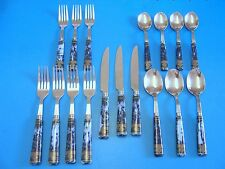 "Pfaltzgraff Stainless Flatware ""UNKNOWN PATTERN "" Knives Forks  Spoons FREE SHIP"
