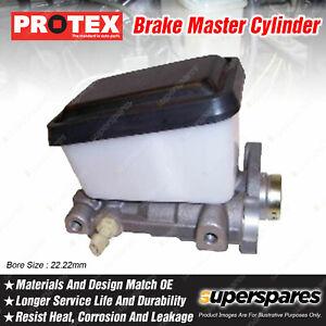 Protex Brake Master Cylinder for Mitsubishi Sigma GH GE GK GJ RWD 22.22mm