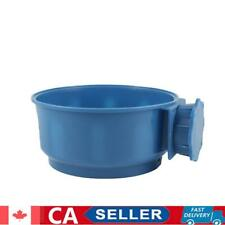 Winter Pet Dog Heating Bowl Constant Temperature Cage Hanging Water Basin