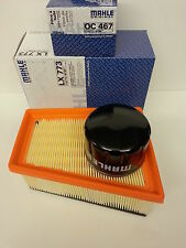 Fits Renault Scenic 1.4 16V Oil Air Filter Service Kit Mahle 2003-2009
