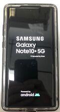 Samsung Galaxy Note10+ 5G - 256GB - Aura Black (AT&T) (Single SIM)