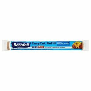 Bacofoil Easy Cut Foil Refill Roll, 30cm New