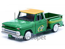 GREENLIGHT 12874 1965 CHEVROLET C-10 STYLESIDE QUAKER STATE PICK UP TRUCK 1/18