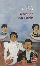 La Maison Aux Esprits (Ldp Litterature) (French Edition)-ExLibrary