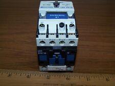 TELEMECANIQUE LC1-D1210-B7 24V Contactor w LA4-DA-1E Coil Suppressor Module C25