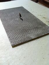 pavimentazione per plastici e diorami in scala h0
