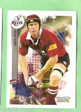 2003  RUGBY UNION CARD #67  JOHN ROE,  QUEENSLAND REDS